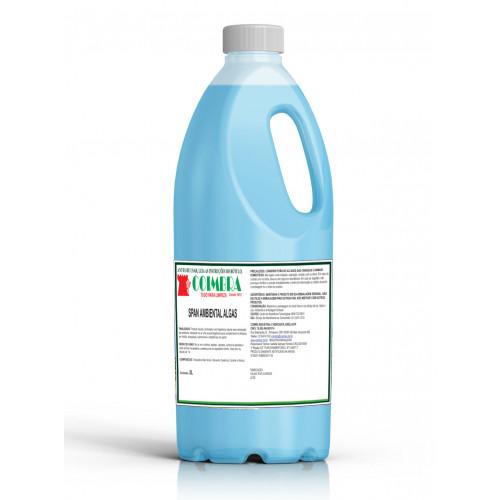 SPAN AMBIENTAL ALGAS 0002L - preço por litro:R$5,05