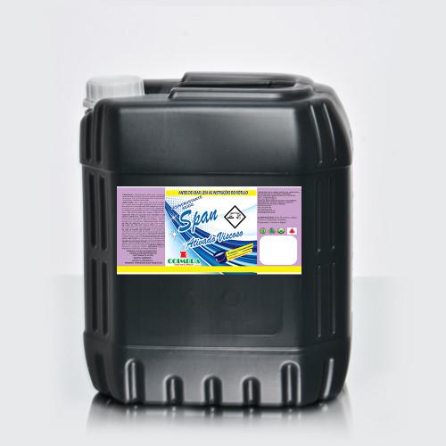 SPAN ATIVADO VISCOSO 0020L - preço por litro:R$4,43